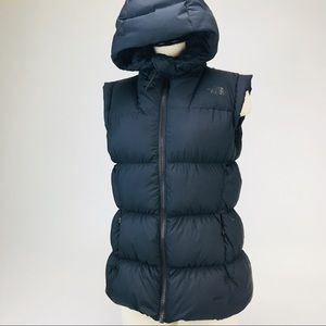 The North Face Vest collab with Barneys New York